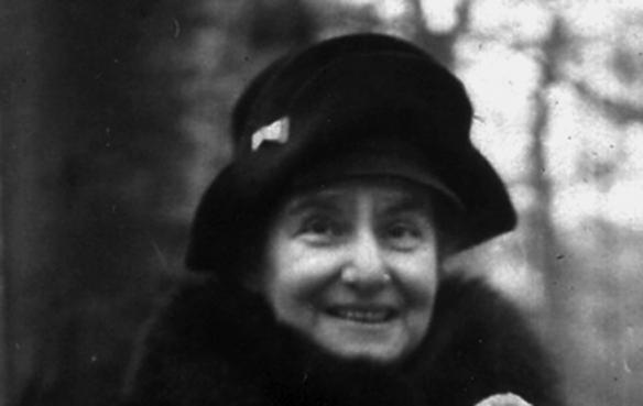 Gertrude Weinlaub - my Grandmother
