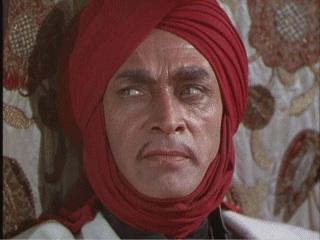 """Conrad Veidt in """"The Thief of Bagdahd"""" as the evil magician, Jaffar."""