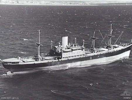 USS Cape Fairweather