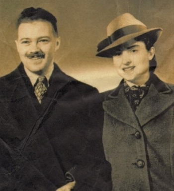 My parents Bernard & Liesel Sigal/Sheridan