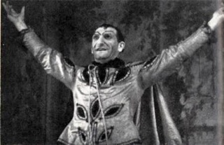 "Walter Wicclair as Mephisto in ""Urfaust"", 1937"