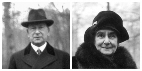 Adolph Weinlaub Gertrude Weinlaub